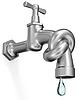 Wasserhahn Verschwendungsvermeidung durch Lean Psychology